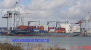 9231482 - ELISABETH SCHULTE (CONTAINER CARRIER)