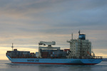 9064384 - TASINGE MAERSK (Container Carrier)