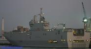 9013 - MISTRAL - L9013 - LHD (Landing Helicopter Dock) (War Vessel)