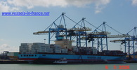 9190767 - LEXA MAERSK (CONTAINER CARRIER)