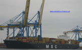 9181675 - MSC SARAH (CONTAINER CARRIER)