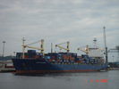 9154206 - CONTI CARTAGENA (CONTAINER CARRIER)