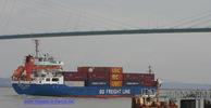 8707771 - TRITON LOGA (General Cargo)