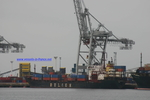 8325937 - PEYO YAVOROV (CONTAINER CARRIER)