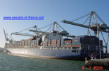 9299630 - CMA CGM NABUCCO (CONTAINER CARRIER)