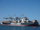 9356701 - NYK THESEUS (CONTAINER CARRIER)