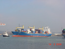 9235816 - BUXLINK (CONTAINER CARRIER)
