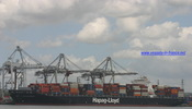 9252553 - BANGKOK EXPRESS (Container Carrier)