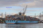 9315226 - MAERSK SEMBAWANG (CONTAINER CARRIER)
