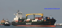 9292448 - MARFRET DOUCE FRANCE (CONTAINER CARRIER)