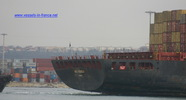 9139505 - MSC REBECCA (CONTAINER CARRIER)