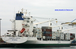 8708543 - SAFMARINE CONCORD (Container Carrier)